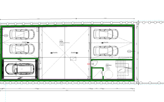 Grundriss_Tiefgarage_Plan